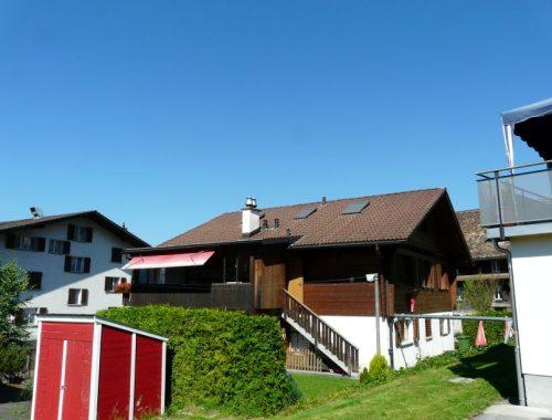 Solar und Heizungsberatung im Einfamilienhaus in Schwyz